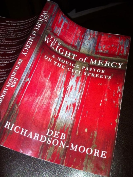 Weight of Mercy Book